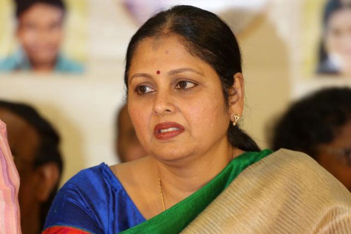 Jayasudha will be checking EVMs