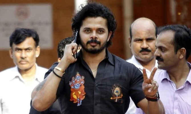 SREESANTH GOT RELIEF IN SC