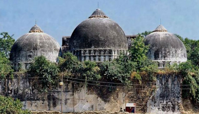 Ayodhya controversy