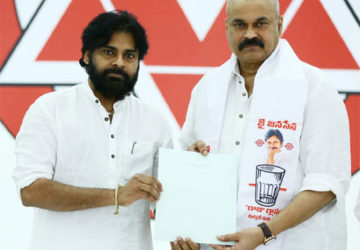 NAGABABU JOINED IN JANASENA
