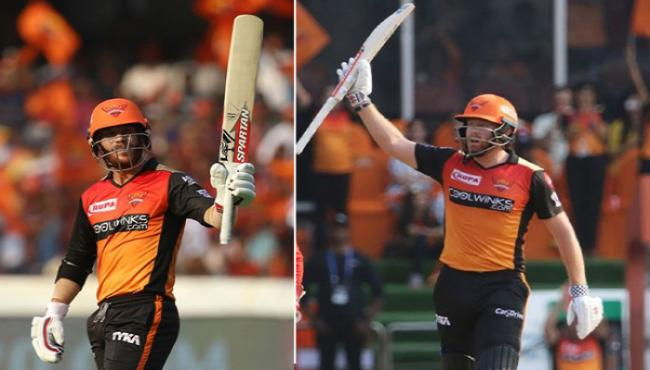 ANOTHER WIN FOR SRH