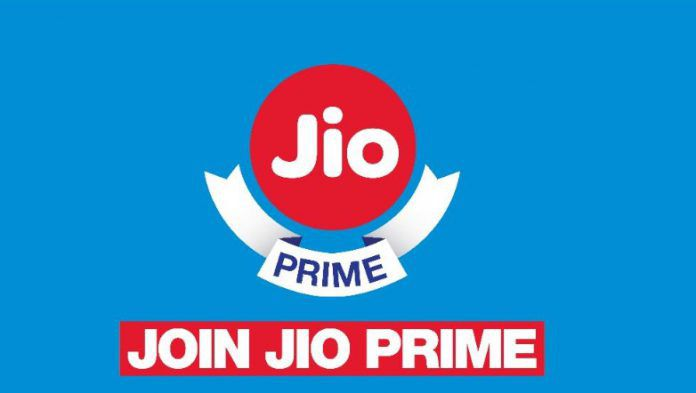 Jio offers pre-paid plans for pre-paid users