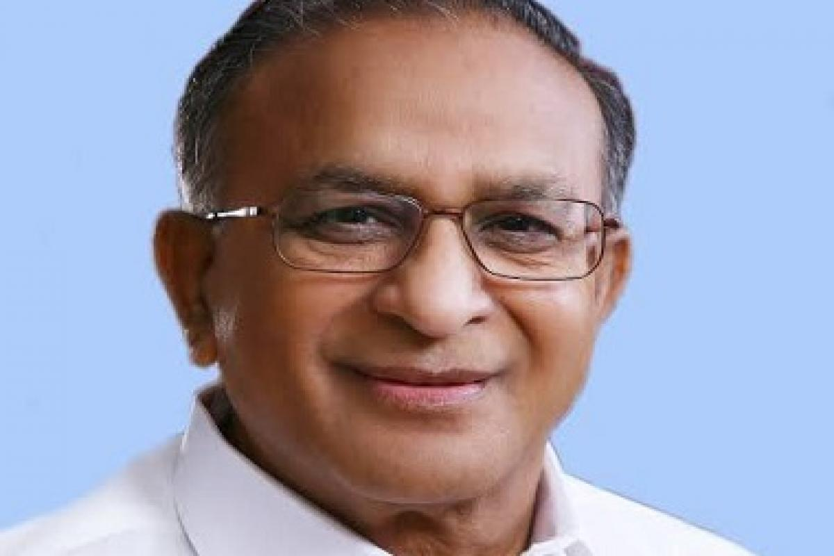 CONGRESS EX- MINISTER JAIPAL REDDY EXPIRED