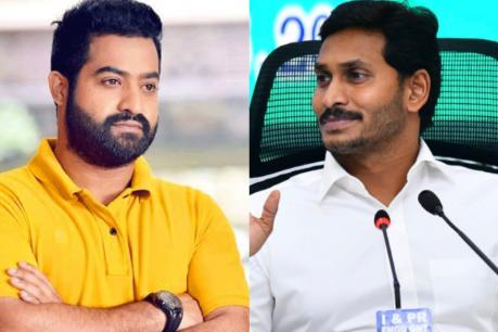 JR NTR or PV SINDHU are in AP tourism brand ambassador race