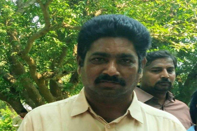 TRS leader murdered Kidnapped by MAOISTS