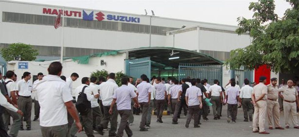 MARUTI REMOVED 3000 EMPLOYEES