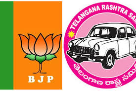 BJP MLA'S GIVING SHOK TO TRS MINISTERS