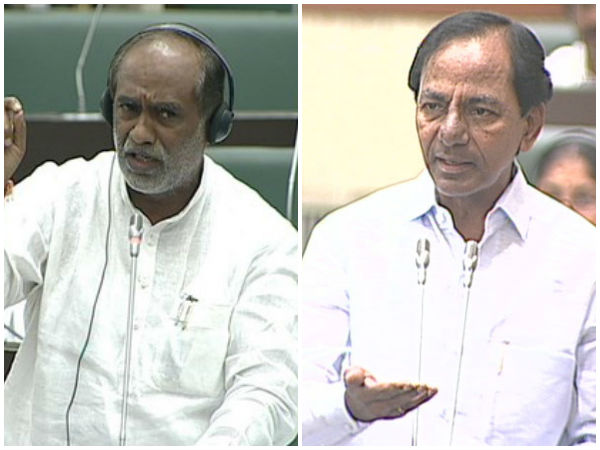 KCR DOWNFALL STARTED WITH RTC