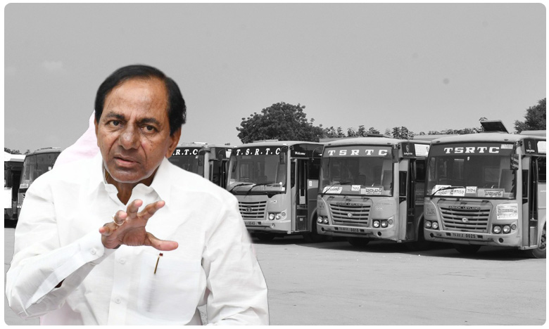 Telangana Government New Decision on RTC strike