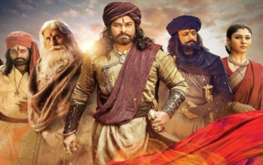 SYE RAA MOVIE REVIEW