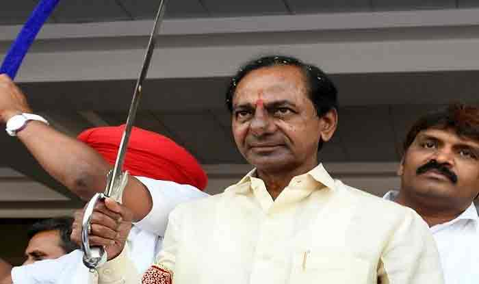 Kcr about by-elections result