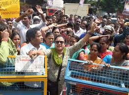 RTC Workers Are in Tension