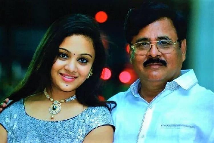 Amrutha Filed Case On Father