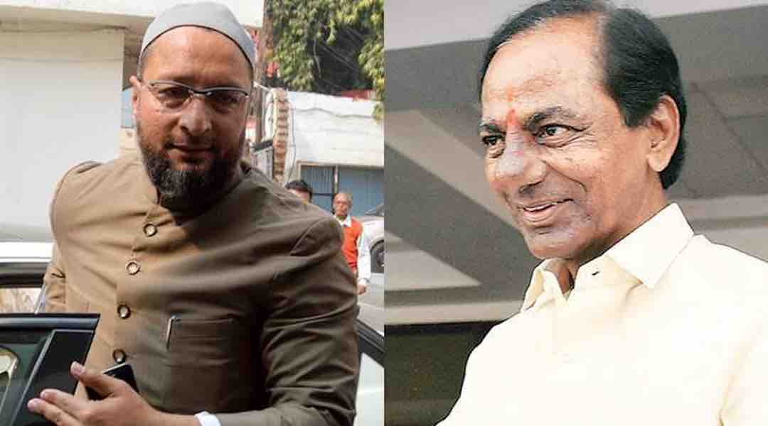 Will shave off Owaisi's beard