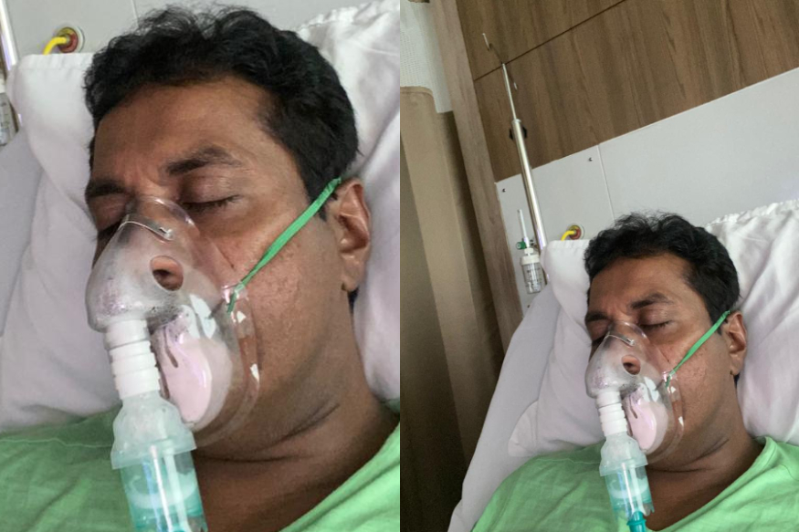 Sunil hospitalised due to health issues