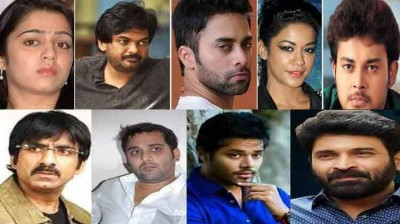 Clean Chit For Tollywood Drugs