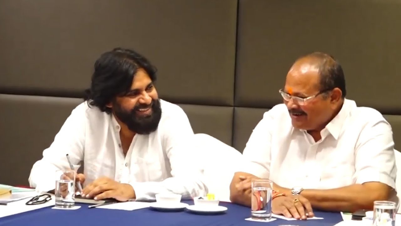 JanaSena join hands with BJP