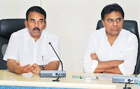 KTR Not Given Appointment To Jupally