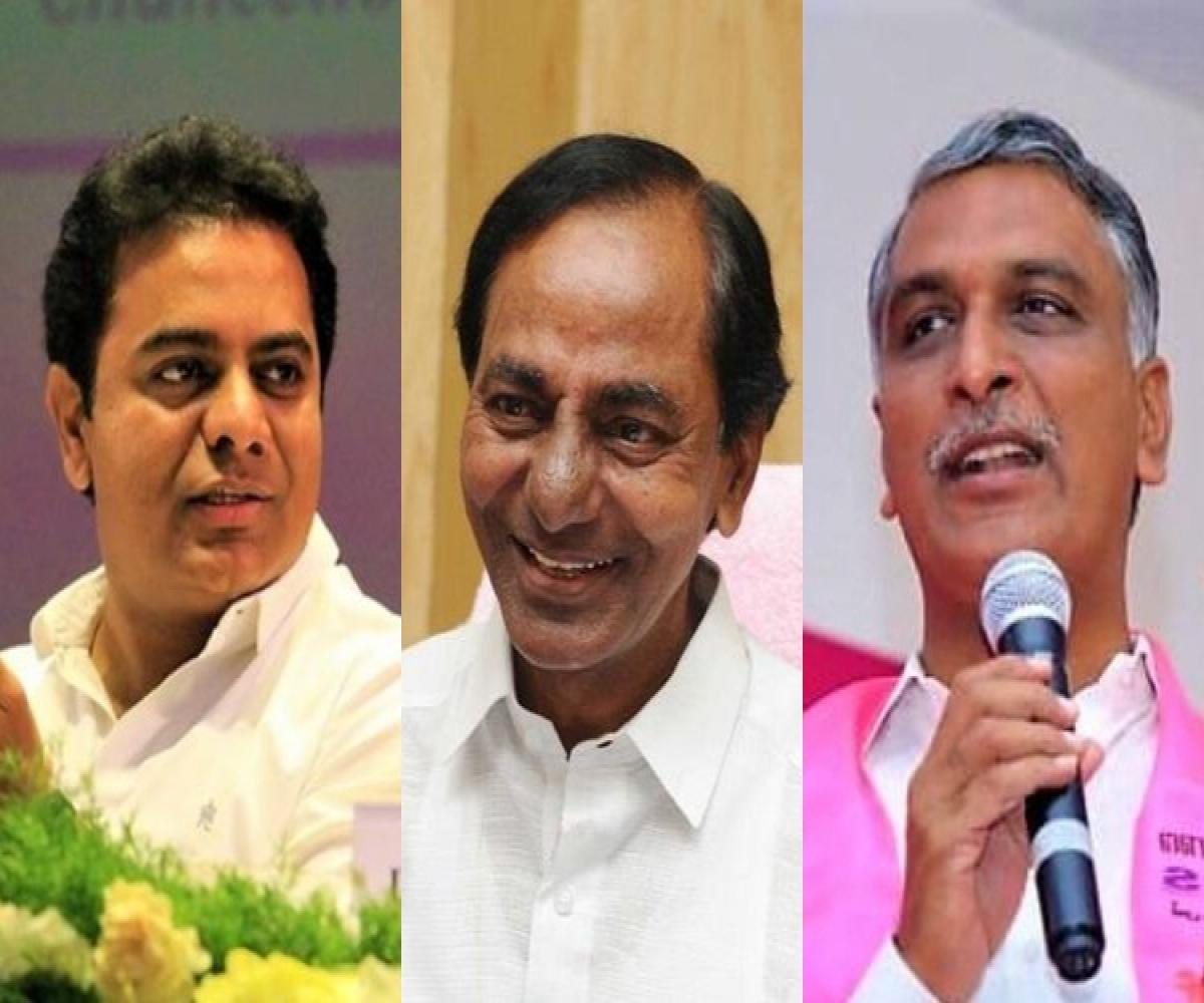 TRS set to clean sweep municipal elections