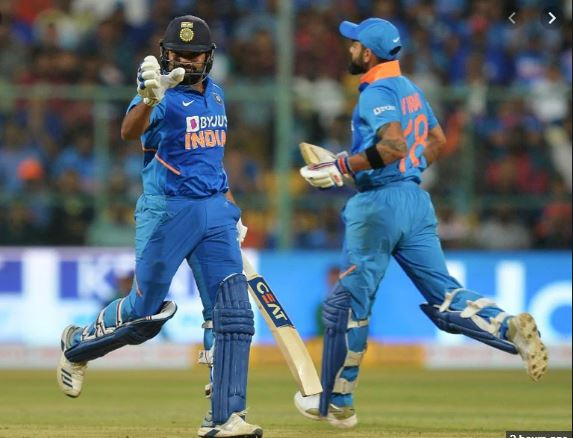 India beat Australia by 7 wickets