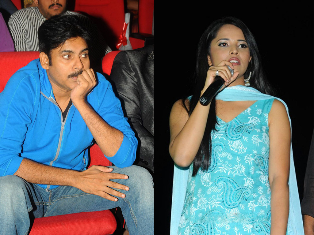 Anasuya Acts In Pawan Krish Movie