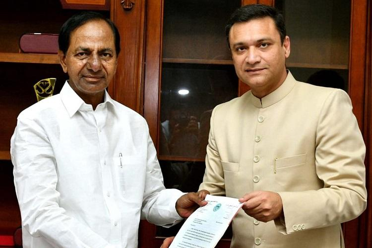 Why Owaisi requests KCR
