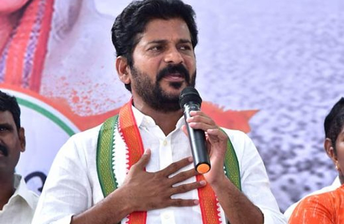 revanth reddy got bail