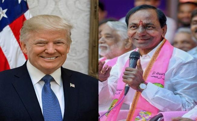 Kcr Gifts To Donald Trump