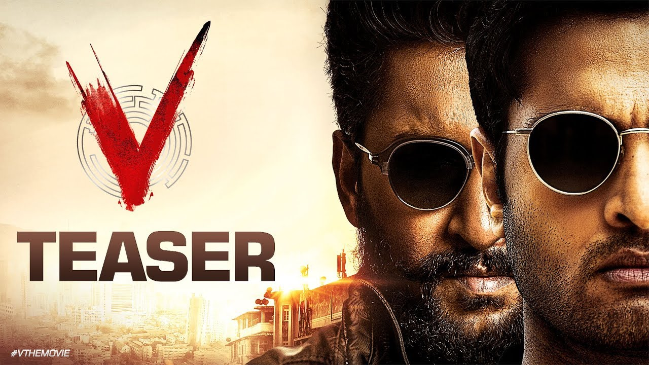 Nani V Movie Teaser