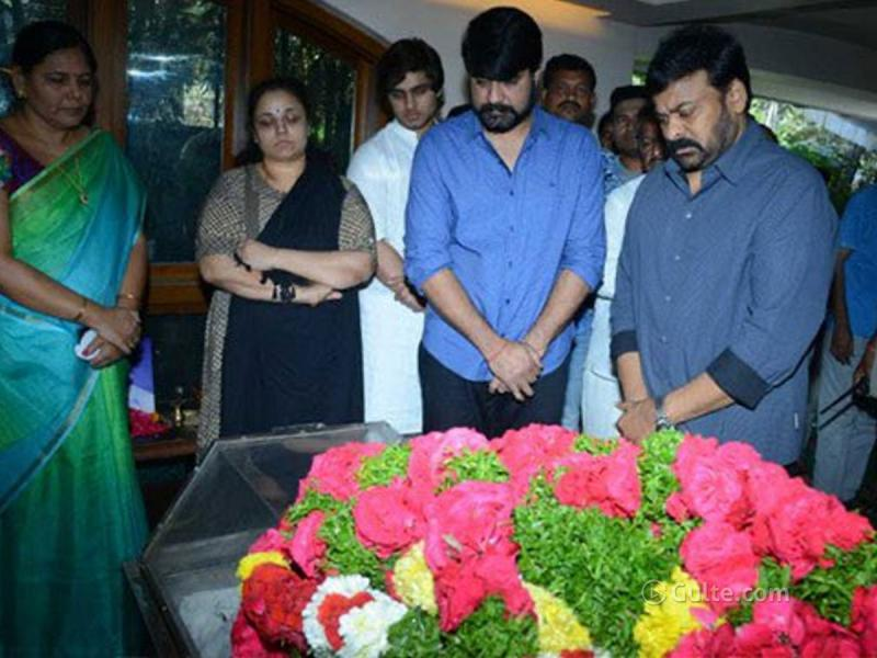 Actor Srikanth Father Passes Away