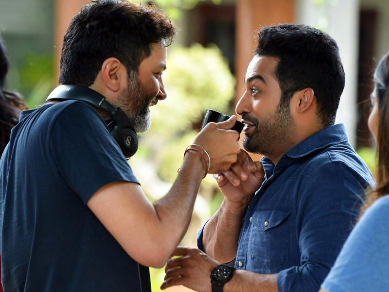 trivikram ready for announcement NTR Movie