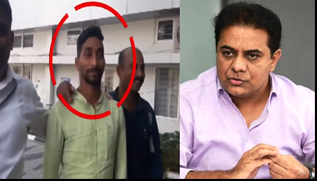 former cricketer cheat with name of ktr pa