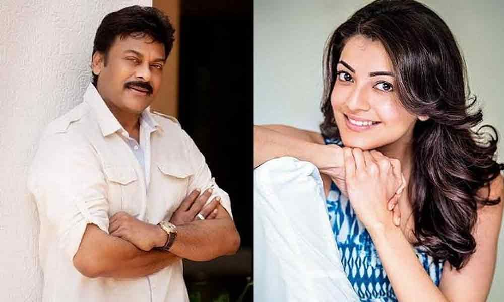 Kajal continue in Aacharya