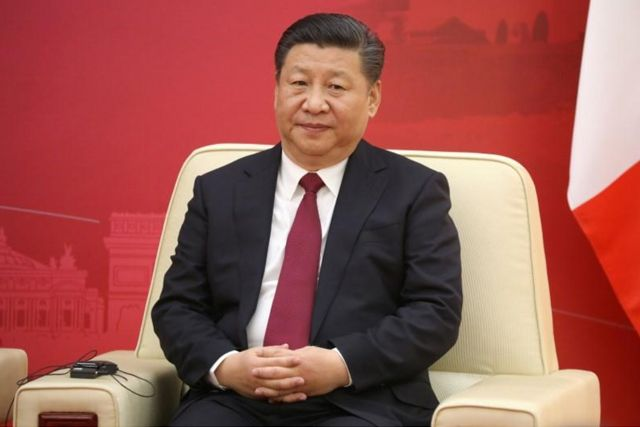 case filed against china president