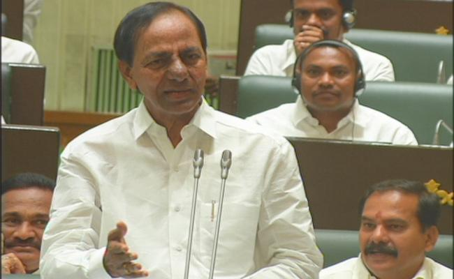 CM KCR REJECTED CAA ACT