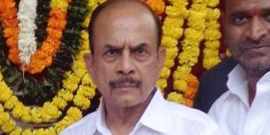 Home Minister Positive