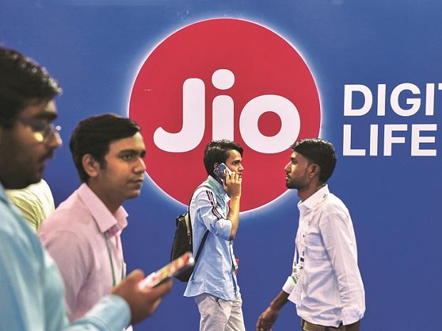 Reliance jio lanches inflight