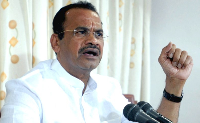 Mp Komati reddy Venkat reddy hard comments on Ts Goverment