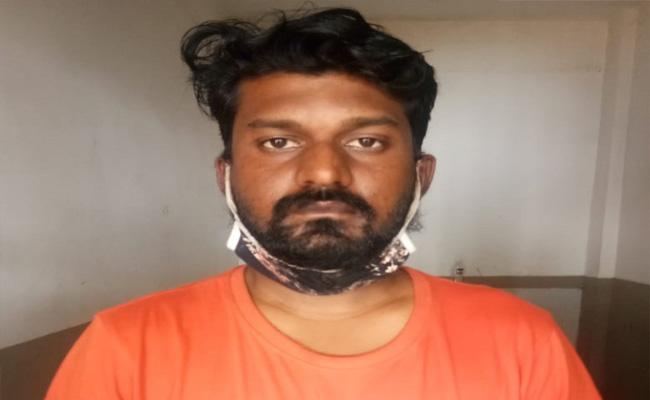 Noida thief arrested by Hyderabad Police