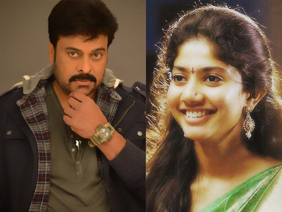 Sai pallavi Act As a Chiru sister?
