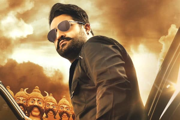 Ntr played a role as a don