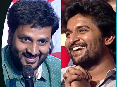#Nani works with Avasarala#
