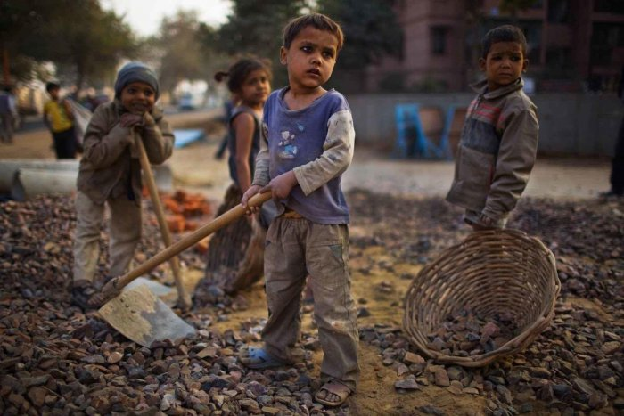 Child labour crimes in Telengana