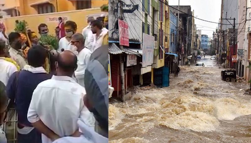 Hyderabad people Hard comments on Ts Government