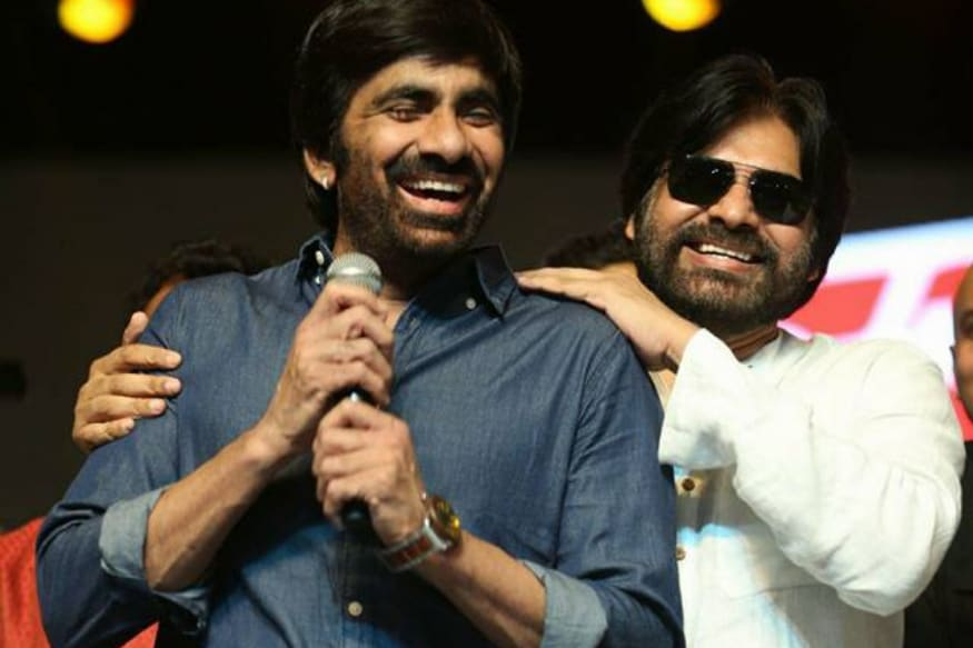 Pavan Kalyan and Raviteja donations