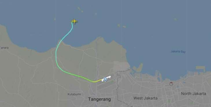 indonessia flight missing
