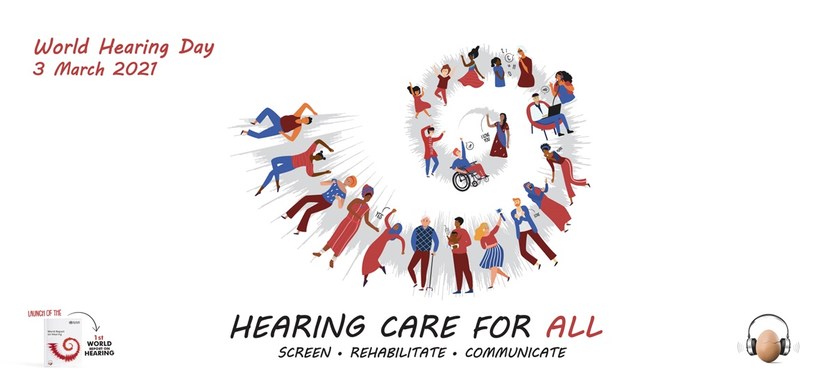 World Hearing Day March 3rd 2021
