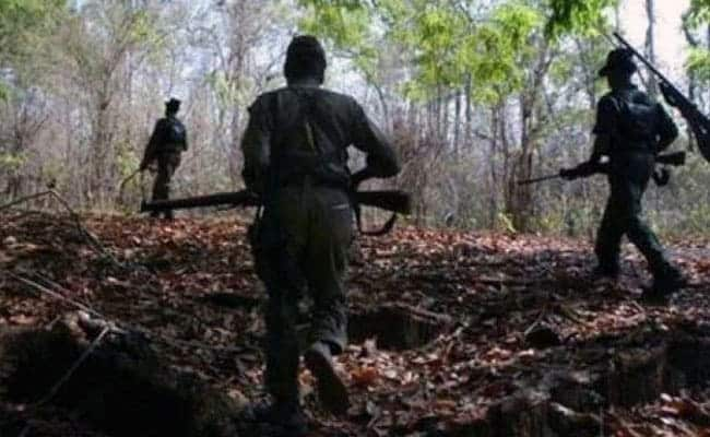 MAOIST KILLED IN AN ENCOUNTER