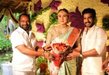 Vishnu Vishal and Jwala Gutta Married