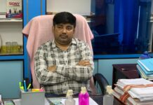 ACB CAUGHT HMWS GM SHYAM NAIK